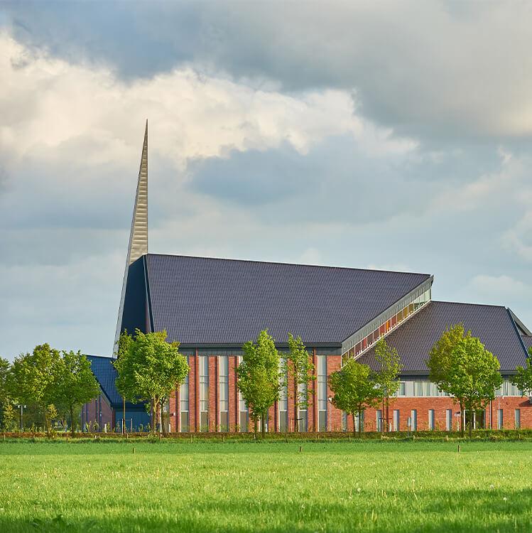 Hartelijk welkom bij de Gereformeerde Gemeente te Scherpenzeel
